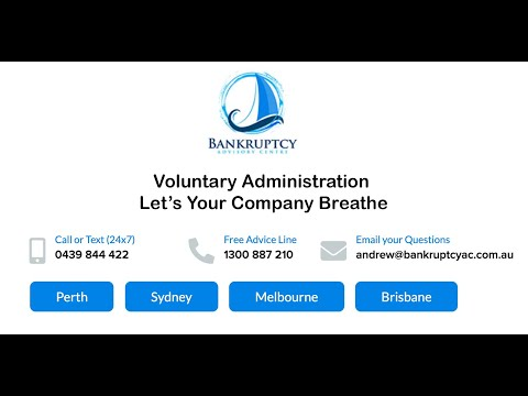 Voluntary Administration: Let Your Company Breathe