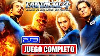 Los cuatro fantasticos pelicula completa en español