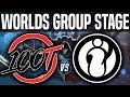 100 vs IG - Worlds 2018 Group Stage Day 8 - 100Thieves vs Invictus Gaming - Worlds 2018 Group Stage