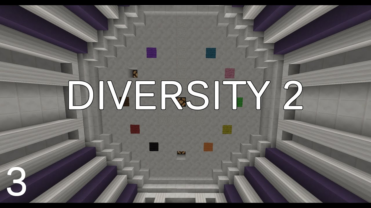 MINECRAFT DIVERSITY 2 Episodio 3 Arena YouTube