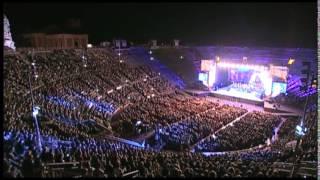Bobby Solo - Blue suede shoes @ Festival Show - Arena di Verona