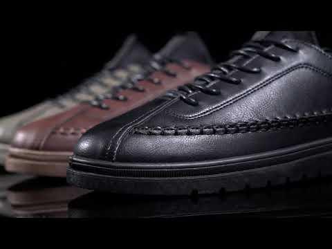 kirahosi YZ 남성 슬립온 구두 단화 스니커즈 신발 58 T6a35b