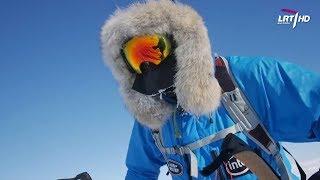 Mokslo sriuba: apie Antarktidos tyrimų stotis