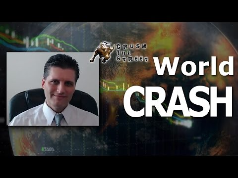 World Market Crash Coming from Extreme Debt Cycle – Gregory Mannarino Interview