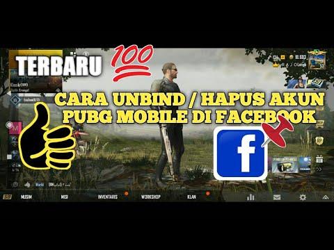 TERBARU !!! CARA UNBIND/ HAPUS AKUN PUBG DI FACEBOOK