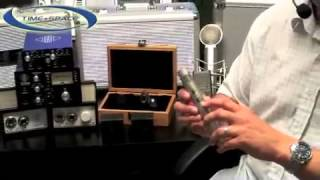 STC 1 cardioid condenser instrument microphone