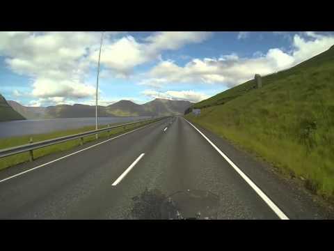 Faroe Islands Vagar and Bordoy