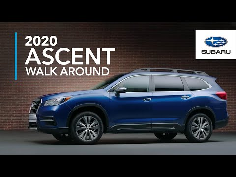 2020 Subaru Ascent – Tour the New Ascent