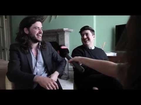Studio Brussel: interview Mumford & Sons