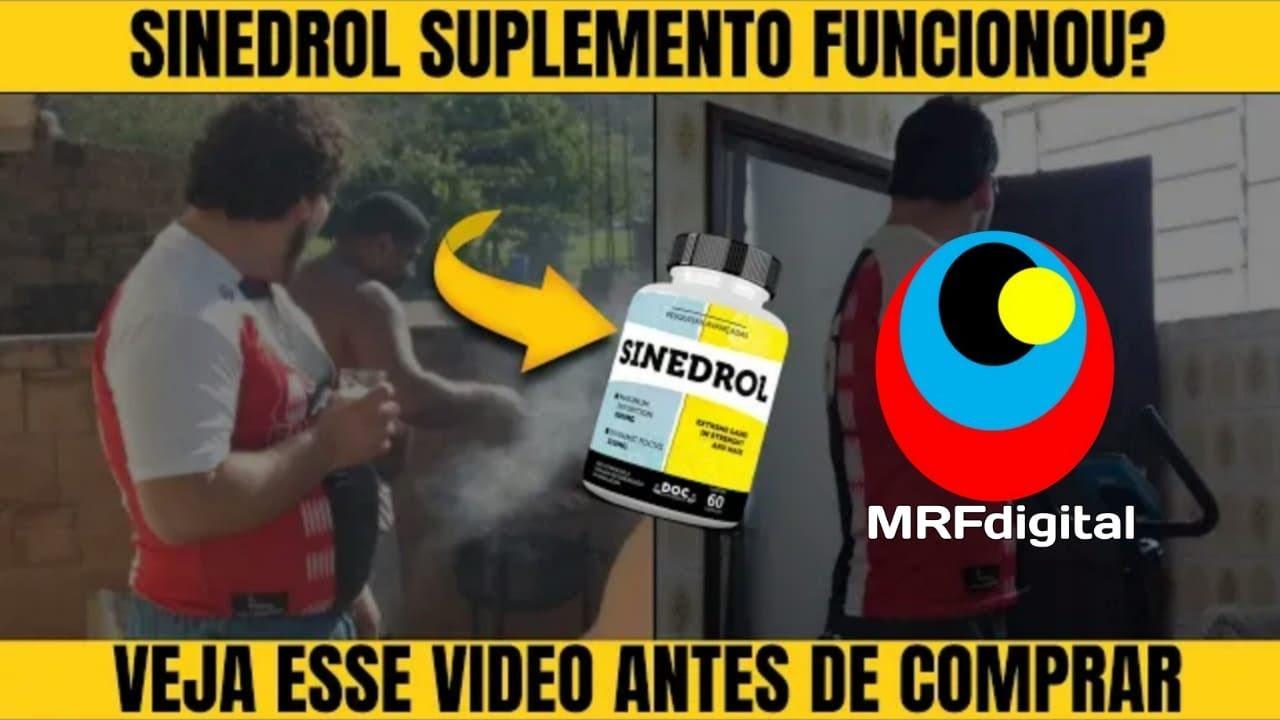 sinedrol suplemento funciona