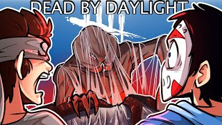 Dead By Daylight -  THE DEMOGORGON CAN'T CATCH ME!! HAHAHAHA!! LOL HEHEHE