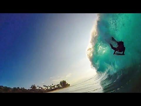 Jonny Correa Bodyboarding   Hawaii 2014-2015 HD