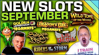 Best New Slots of September 2019