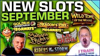Best New Slots of September 2019