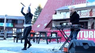 DJ Sava & Misha - Cocktail (live la WinterKiss Predeal)
