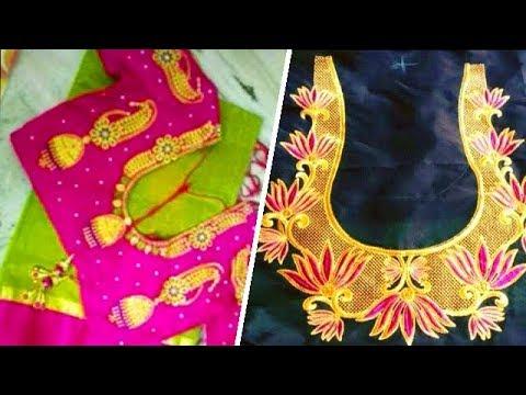 #26-latest-aari-work-blouse-design-catalogue