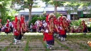 2013里漏部落豐年祭婆婆媽媽組舞蹈