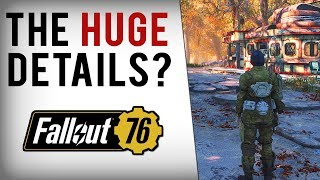 FALLOUT 76 LEAK - A Massive RPG? Bethesda May Have Leaked That Awhile Ago...