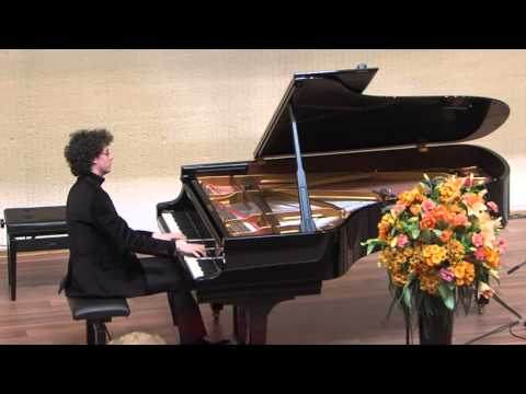 Can Cakmur (Turkey), X International Balys Dvarionas Competition for Young Pianists