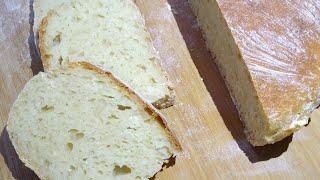 БОМБИЧЕСКИЙ ХЛЕБ БЕЗ ЗАМЕСА ОЧЕНЬ ПРОСТО И ЛЕГКО СТАРИННЫЙ РЕЦЕПТ ХЛЕБА БЕЗ ЗАМЕСА Bread recipe