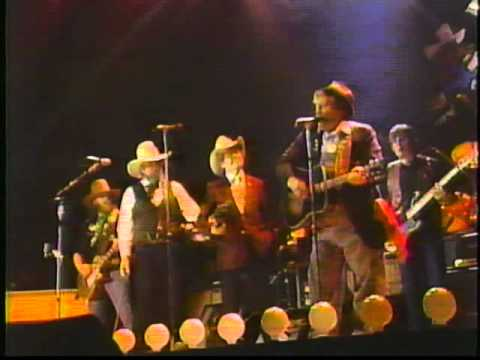 Roy Acuff, Box Car Willie and Charlie DanielsWabash Cannonball
