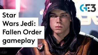 Star Wars Jedi: Fallen Order - everything you need to know about the behind closed doors demo