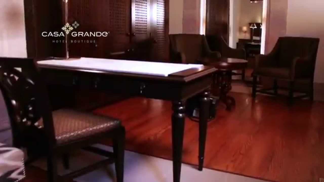 Casa Grande Hotel Boutique 3 Youtube
