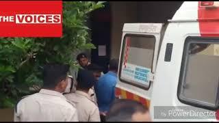 BREAKING: अमित जोगी को लाया गया रायपुर सेंट्रल जेल, देखिये वीडियो