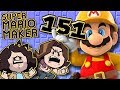 Super Mario Maker: The Forbidden Story - PART 151 - Game Grumps