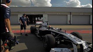 Megafabbriche - Williams F1