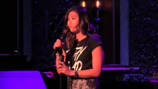 "Jenna Ushkowitz - ""Foolish Games"" (Jewel)"