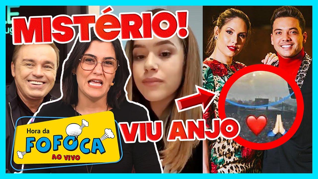 a8c414d3bb 🔥Mulher de SAFADÃO vê ANJO em SHOW e foto VIRA PIADA + MAISA ...