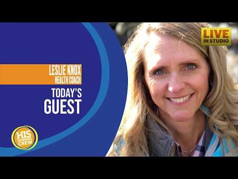 Health Coach Leslie Knox  Determination Over Intimidation
