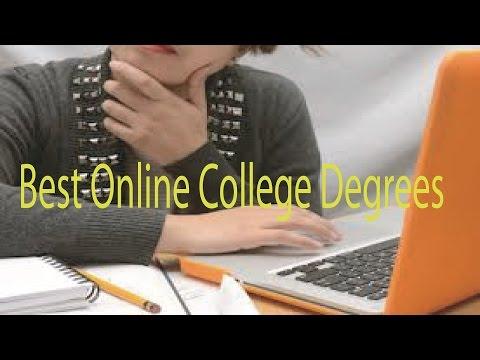 Best Online College Degrees