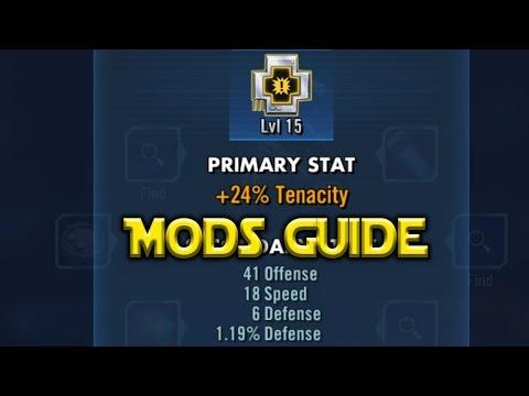 Star Wars: Galaxy Of Heroes - MOD Guide