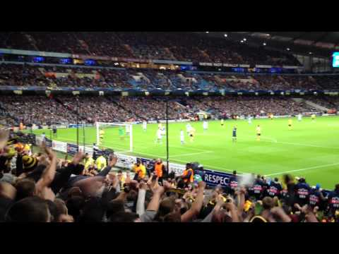 [HD] Manchester City vs. Borussia Dortmund (03.10)
