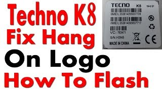 Tecno K8 Frp Reset File Download