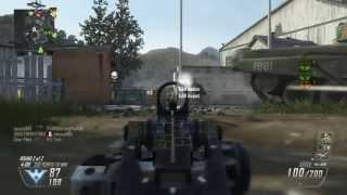 18 Killstreak - LSAT - Defending B - Domination - Call of Duty Black Ops 2