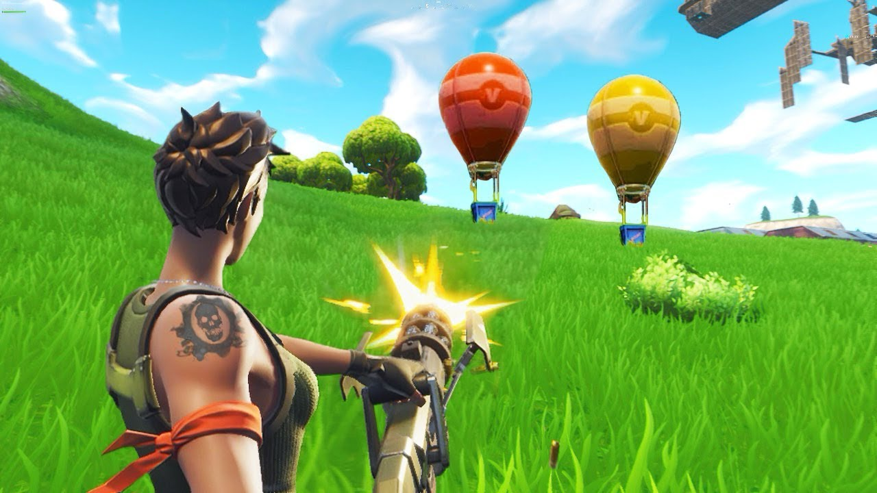 Download Fortnite ALL Weapons Showcase