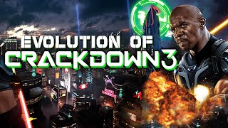 Explosive Crackdown 3 News | All Confirmed Crackdown 3 Campaign & Multiplayer gameplay