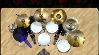 Dany Virtual Drums 2 - Seurieus - Rocker Juga Manusia (drum cover)