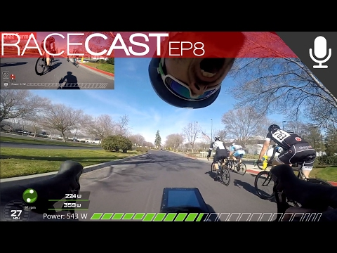 FULL CRIT RACE  w/commentary (Racecast ep.8 - Chaz Turmon)