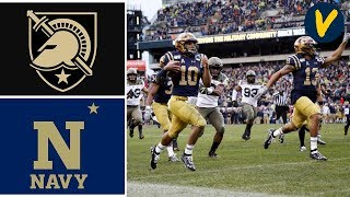 Army vs Navy Highlights | 2019 College Football Highlights