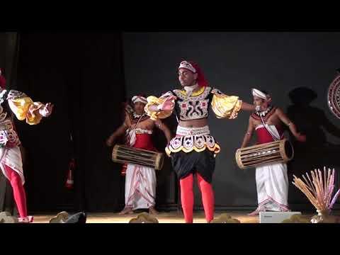 Thelme Dance - Arunalu Dance & Drumming Academy and Sri Lanka Hela Kala Foundation UK