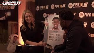 Alex Iwobi: Diaries - FIFA 18 Launch