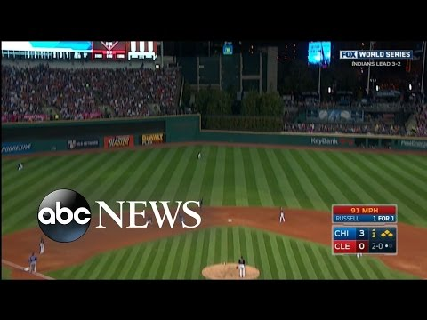 World Series Game 7 | Chicago Cubs Win the World Series