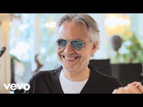 Andrea Bocelli - Qualcosa più dell'Oro