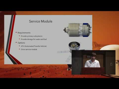Thomas Cullum - Gemini Direct - 19th Annual International Mars Society Convention