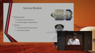 Thomas Cullum - Gemini Direct - 19th Annual International Mars Society Convention