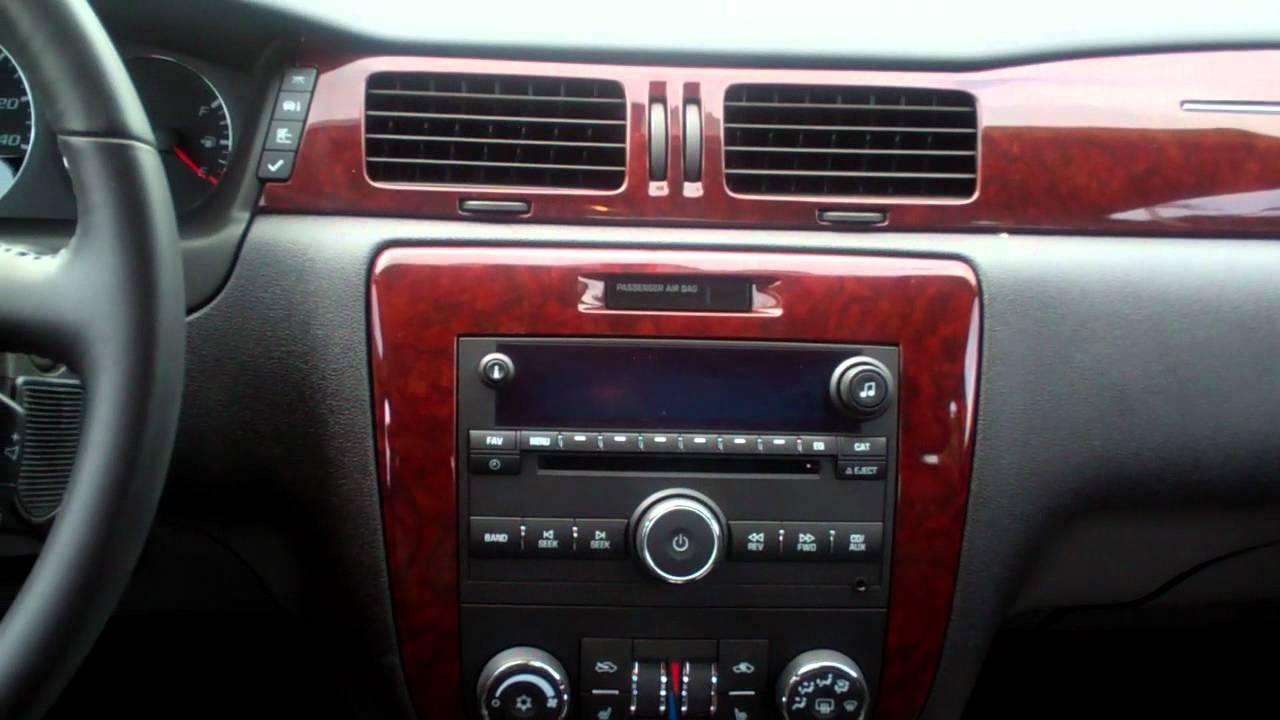 2008 Chevy Impala Lt 4dr Sedan Red Jewel Dekalb Il Near Rockford